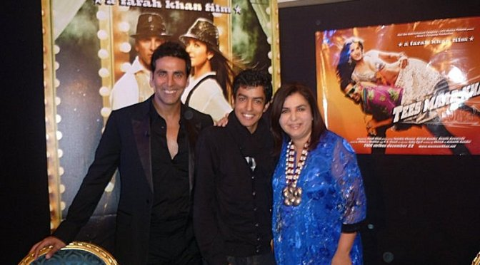 Interview: Akshay, Katrina & Farah talk about 'TMK'