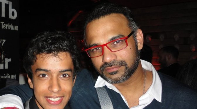 Interview with Abhinay Deo at the UK Premiere of Delhi Belly