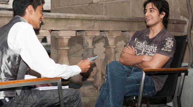 Ali Zafar Exlusive interview in London