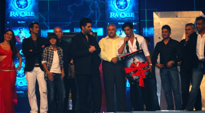 RA.ONE Music Launch