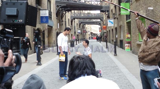 Spotted: Akshay Kumar, Aarav Bhatia, John Abraham, Deepika and Rohit Dhawan in London