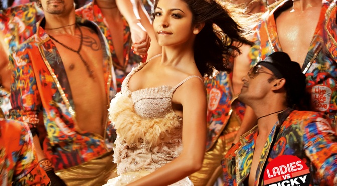 Interview with Anushka Sharma on Ladies vs Ricky Bahl
