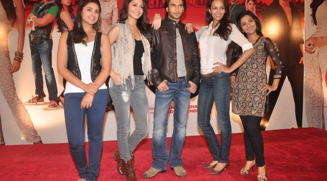 Launch of the 'Teen Ladies'
