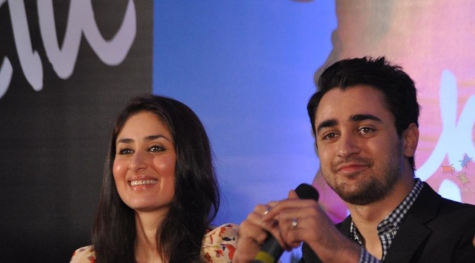 Kareena and Imran's pairing is the USP of EMAET