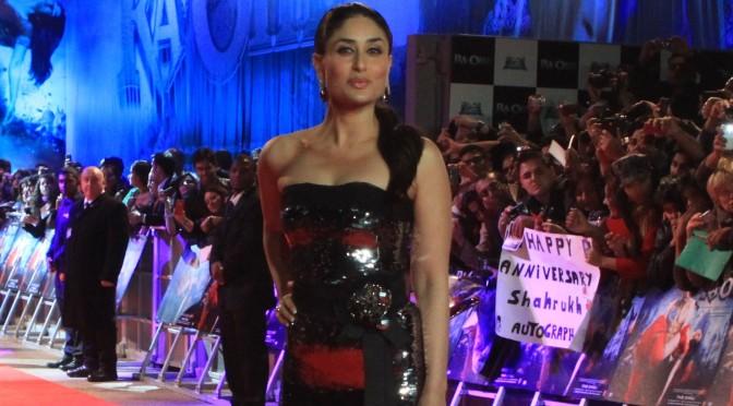 Kareena Kapoor – The 'biggest star' in Bollywood ?