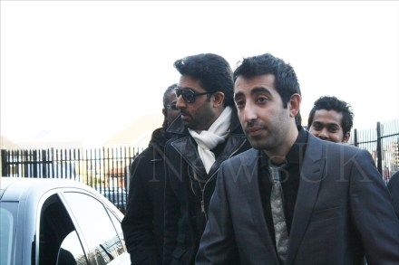 Abhishek arrives at CHAK89