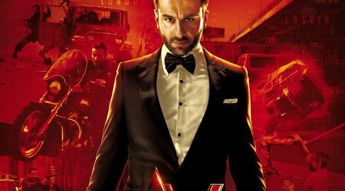Eros International's 'Agent Vinod' records an opening weekend collection of Rs. 49 crore gross worldwide