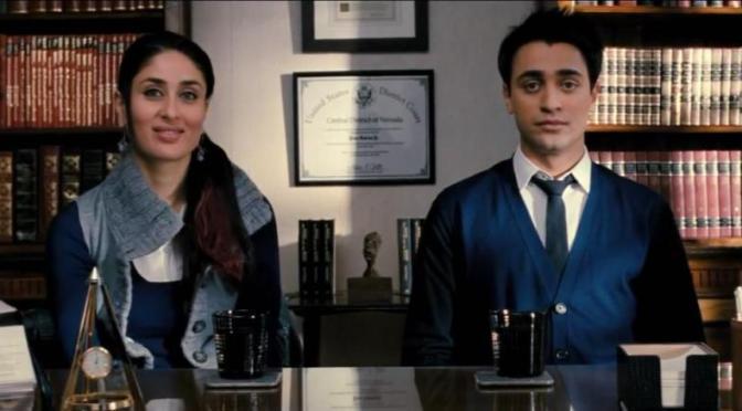 Meet Imran Khan and Kareena Kapoor in London