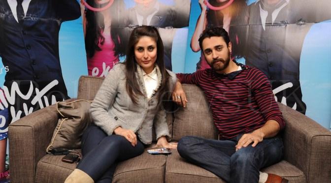 Imran Khan and Kareena Kapoor talk 'Ek Main aur Ekk Tu'