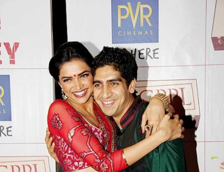 Ayan and Deepika