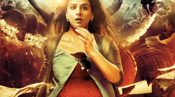 Vidya Balan talks about Kahaani