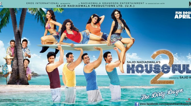 'Housefull 2 is about entertaining the masses' – Asin