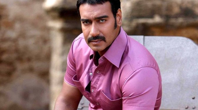 Eros to co-produce Shivaay with Ajay Devgn