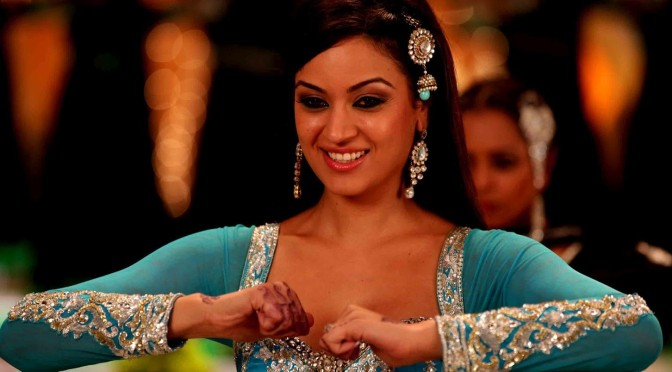 Maryam Zakaria in Akshay's 'Rowdy Rathore'