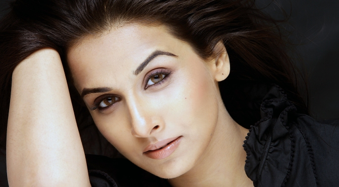 Vidya Balan – The Best Actress in Bollywood