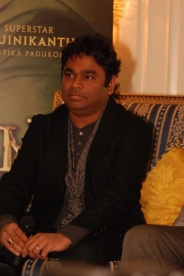 A.R. Rahman in London