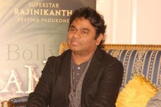 A.R. Rahman in London