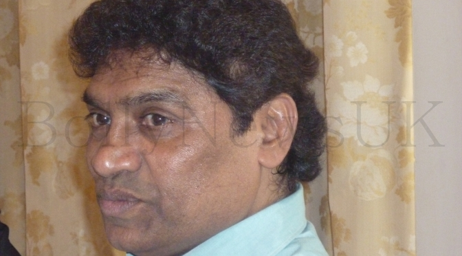 "Interview: ""I have learnt a lot from the UK"" – Johnny Lever"