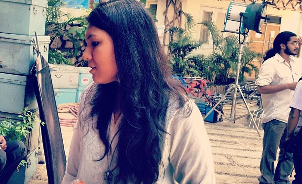Sonam Nair starts her first film for Dharma Productions