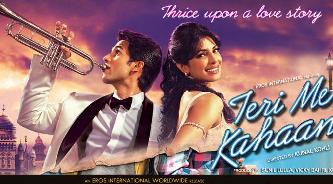 Kunal Kohli's 'Uff' in 'Teri Meri Kahaani'