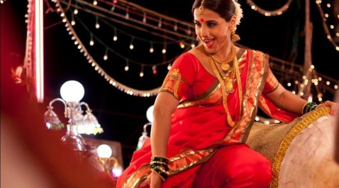 Vidya Balan's first ever item song
