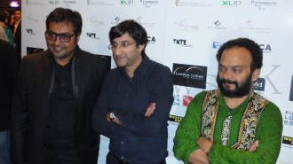 Anurag Kashyap at London Indian Film Festival 2012