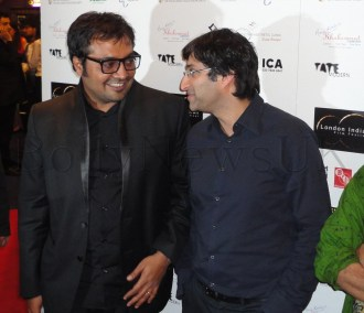 Anurag Kashyap in London