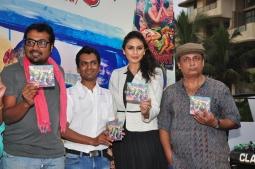 Anurag,Nawazuddin,Huma Qureshi and Piyush Mishra