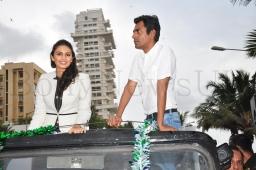 Huma and Niwazuddin