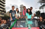 Manoj,Huma Queshi,Anurag,Nawazuddin and Richa Chadda