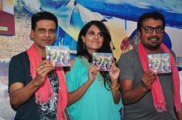 Manoj,Richa Chadd and ,Anurag