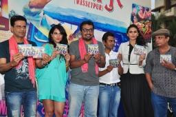 Manoj,Richa Chadda,Anurag,Nawazuddin,Huma Qureshi and Piyush Mishra.