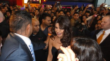 Priyanka Chopra and Shahid Kapoor and Kunal Kohli - Cineworld, Feltham - Teri Meri Kahaani