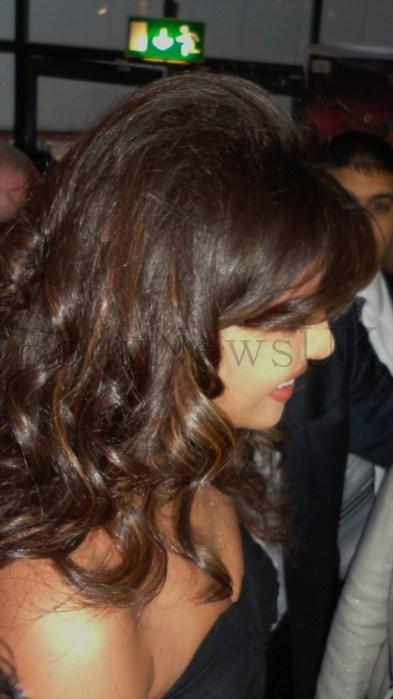 Priyanka Chopra and Shahid Kapoor and Kunal Kohli - Cineworld, Feltham - Teri Meri Kahaani