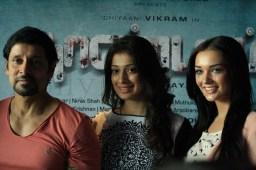 Vikram, Lakshmi and Amy