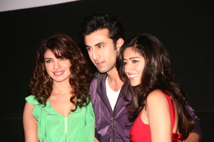 Barfi! Trailer Launch
