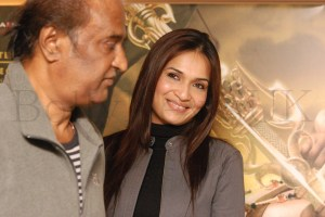 Kochadiyaan - London - Press Conference