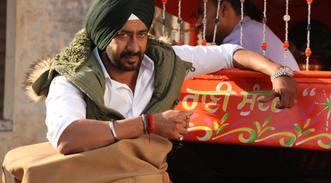 Ajay Devgn defends the portrayal of Sikhs in 'Son of Sardaar'