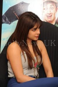 Barfi! London Promotions with Ranbir and Priyanka