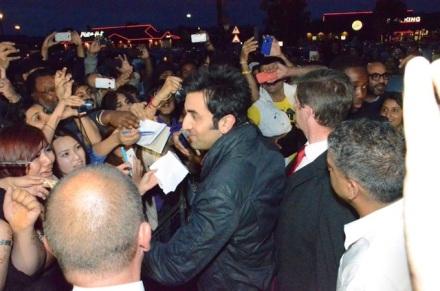 Ranbir Kapoor  - Cineworld Feltham