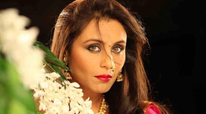Rani Mukherji imitates actresses in 'Aiyyaa'