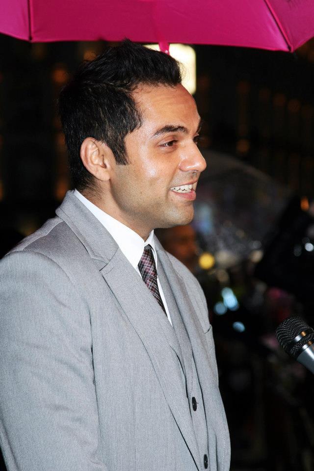 Chakravyuh - Gala Premiere - BFI London Film Festival - Abhay Deol