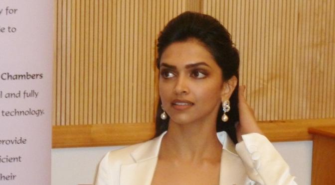 """Rajinikanth is inspiring"" – Deepika Padukone"