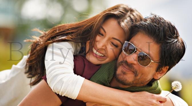 Anushka Sharma feels lucky