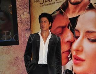 Jab Tak Hai Jaan - Music Launch - Shah Rukh Khan