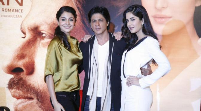 Incomplete 'Jab Tak Hai Jaan' song will not be shot –  SRK