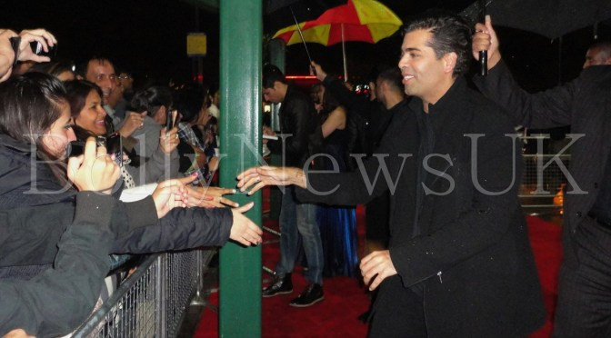 Dharma Productions' films at Marrakech Film Festival