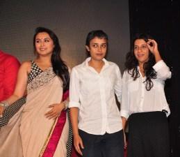 Talaash Music Launch - Reema Kagti, Zoya Akthar, Rani