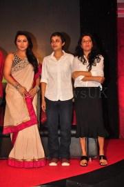Talaash Music Launch - Zoya Akhtar, Rani, Reema Kagti