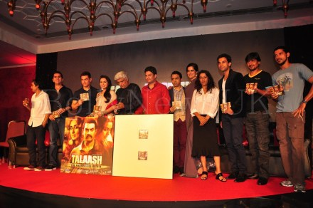 Talaash Music Launch